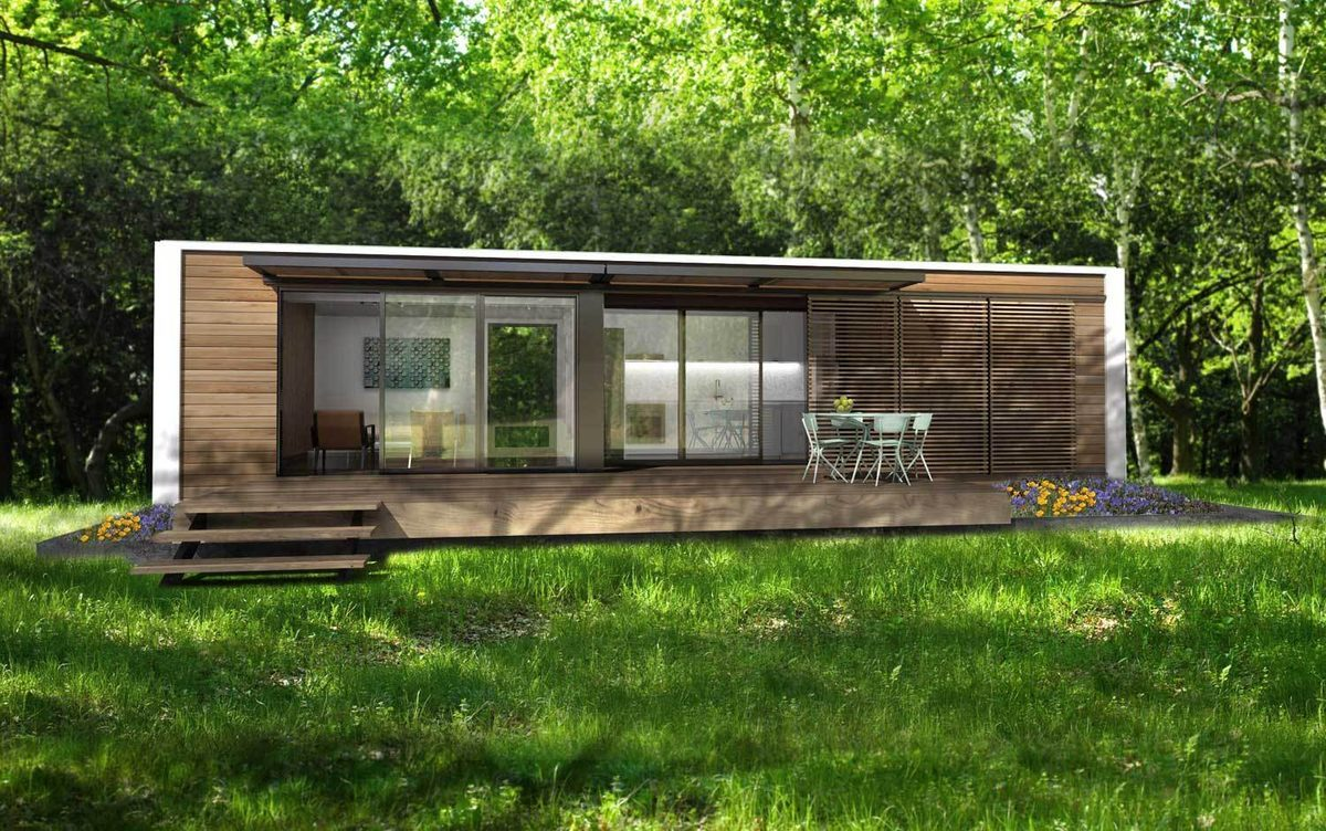 Studio jardin container containers amenages - Better homes and gardens storage containers ...